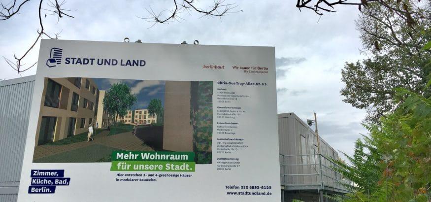 Строительство в Берлине