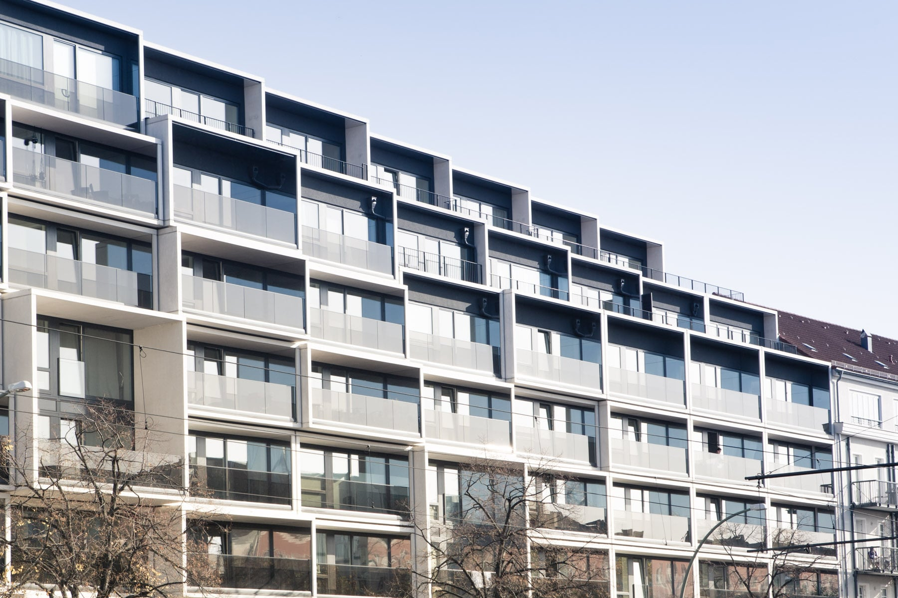 Wohnhaus, Prenzlauer Berg, berlin