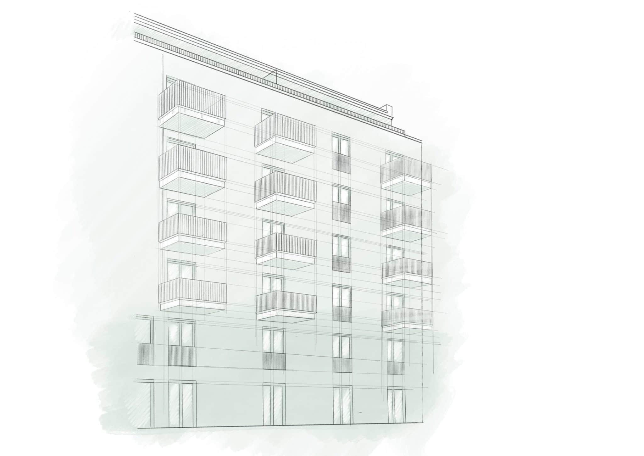 Schöneberg квартира